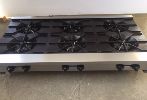 "54"" wide High performance Hot plate"